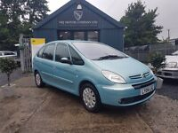 Citroen Xsara Picasso 2.0 HDI EXCLUSIVE (blue) 2004