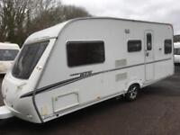 ☆ 2007/08 ABBEY GTS ☆ 4 5 BERTH TOURING CARAVAN ☆ IMMACULATE CONDITION ☆