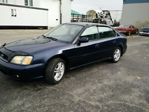 Subaru Legacy GT Limited Berline 2004