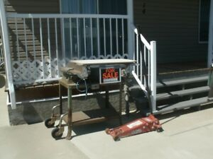 Used Table saw