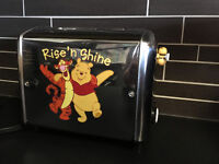 Winnie the Pooh Musical Toaster