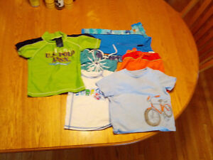 Various tops for 2 to 3 years old-SMOKE FREE & PET FREE