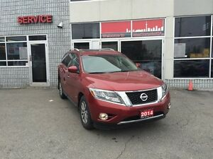 2014 Nissan Pathfinder SV V6 4x4 at