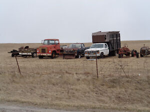 NORTHUMBERLAND COUNTY ANTIQUE FARM EQUIPMENT MUST GO!
