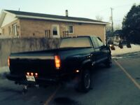 Pick up 3500 chevrolet (towing)