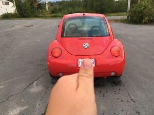 1999 voltswagon beetle