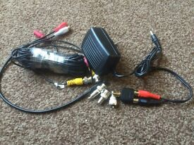 CCTV microphone kit