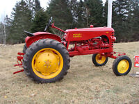 Tractor for sale:
