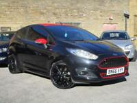 2016 Ford Fiesta 1.0 T EcoBoost ST-Line Black Edition (s/s) 3dr
