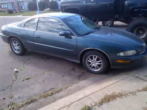 1995 Supercharged Buick Riviera Coupe (2 door)