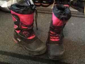 Bottes hiver filles taille 13
