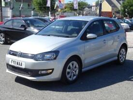 2011 Volkswagen Polo 1.2 TDI BlueMotion Tech 5dr
