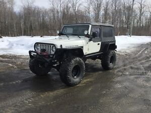 2005 Jeep TJ Unlimited Rubicon