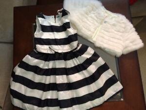 plusieurs robes pour fillette (1 1/2 ans - 2ans)