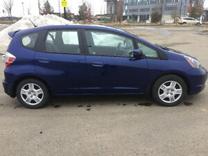 2012 Honda Fit Winter Tires included