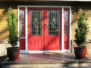 Entry Steel Doors Replacement- Exterior Steel Doors Installation