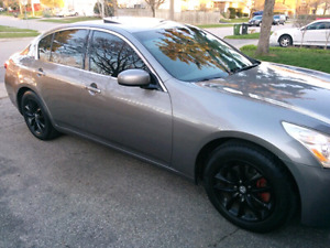 07 Infiniti G35x fully loaded all wheel navigation Reverse camra