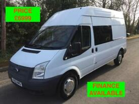 2012 FORD TRANSIT CREW CAB / PX WELCOME / NO VAT / WE DELIVER