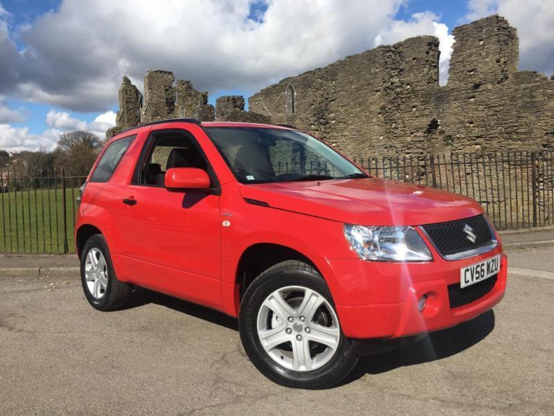 2006 56 suzuki grand vitara 1 6 vvt only 19 000 miles in neath neath port talbot gumtree. Black Bedroom Furniture Sets. Home Design Ideas