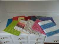 Knitted Dishcloths - 2 Styles