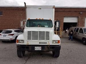 2001 International 4900 Truck