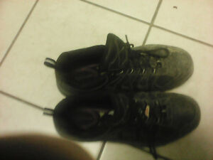 Workload Steel toe boots size 14