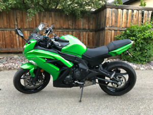 2015 Kawasaki Ninja 650 ABSOLUTE MINT!