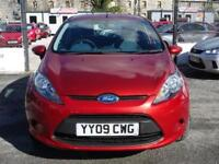 2009 Ford Fiesta 1.4 Style + 5dr