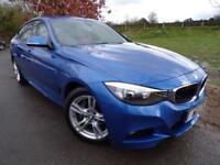 2016 BMW 3 Series 335d xDrive M Sport 5dr Step Auto [Business Media] Full BMW...