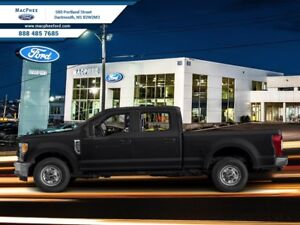 2018 Ford F-350 Super Duty Platinum  - Leather Seats