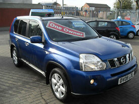 Nissan X-Trail 2.0dCi 173 2008 Sport Expedition