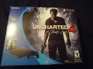 PLAYSTATION 4 UNCHARTED BUNDLE - BRAND NEW!!! $350 firm