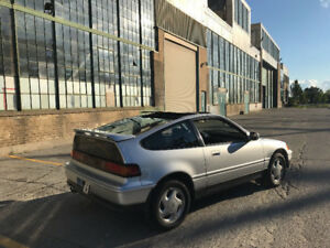 1991 Honda CRX Si [Special Edition Si] Limited Production (250)