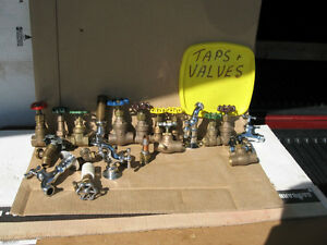 Water Taps & Valves For Sale!