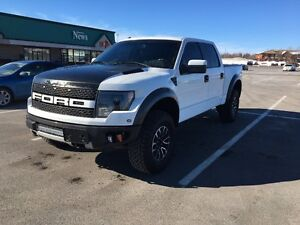 2012 Ford F-150 SVT Raptor Crew. No Accidents, No stories. Nice!