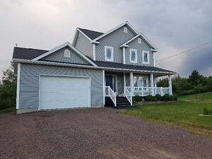 Custom Modern two storey in Moncton's North End