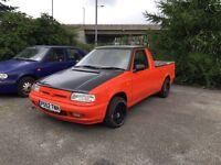1996 Skoda Felicia Pickup. Vw Caddy