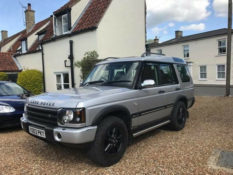 land rover discovery 2 td5 oil type