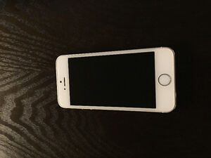 Silver iPhone 5S 16 GB