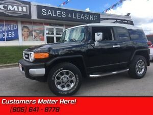 2012 Toyota FJ Cruiser   4X4, ALLOYS, ROOF RACK