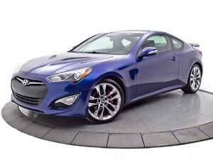 2015 Hyundai Genesis Coupe 3.8 GT MAGS CUIR
