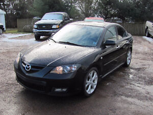 2009 Mazda 3 GT, Auto..***SALE....TAX INCLUDED***...