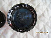 SMALL LENSE FOR YOUR CAMERA PETRI
