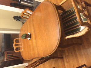 Dining table cabinet