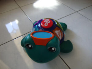NEPTUNE MUSICAL TURTLE TOY - BABY EINSTEIN NEPTUNE PRESCHOOL