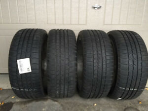 Winter Tires and Rims (235/40R18)