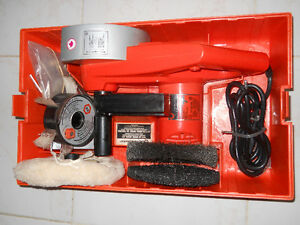 Work Wheel by Black and Decker in case in perfect condition