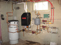 Hotwater Heater, Furnace and Boiler Repairs and Installs *****