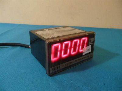Fotek Sm-20 Sm20 Tachometer Line Speed Meter