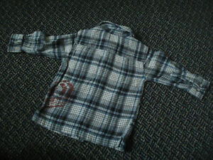 Boys Size 3 Long Sleeve Plaid Flannel Dress Shirt by Nevada Kingston Kingston Area image 3